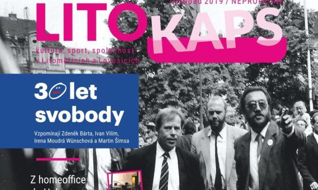 LITOKAPS listopad 2019